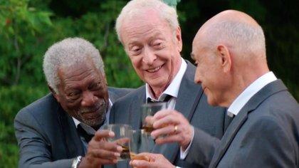 Morgan Freeman, Michael Caine y Alan Arkin, tres leyendas para dar Un golpe con estilo