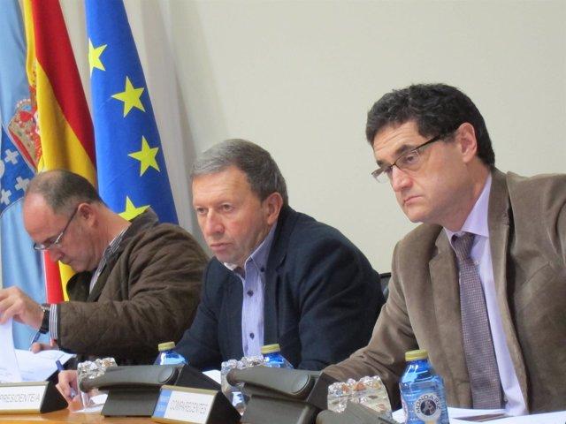 El secretario xeral de Medio Rural e Montes, Tomás Fernández-Couto