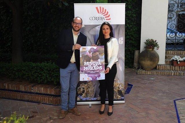 Gómez y Sánchez presentan el cartel del evento
