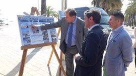 Concluyen las obras de emergencia para la regeneración de playas de San Javier y los Alcázares afectadas por el temporal