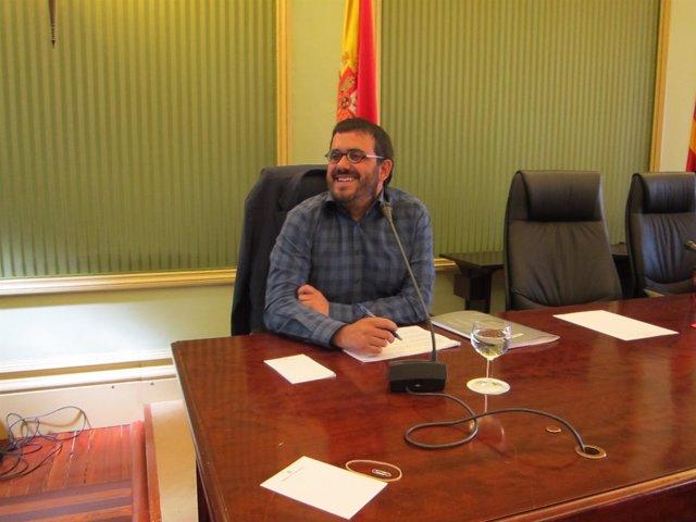 El conseller Vicenç Vidal en comparecencia parlamentaria