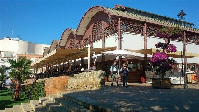 Mercado de la Lonja del Barranco.