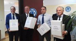 """Bendodo logra 7.261 avales para ser reelegido presidente del PP de Málaga: """"La clave de la fuerza del partido es unidad"""""""