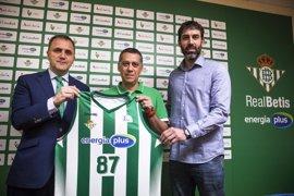 """Martínez: """"El Betis tiene capacidad para revertir la situación"""""""
