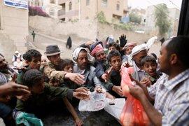El PMA lanza una nueva operación de emergencia para tratar de alimentar a 17 millones de personas en Yemen