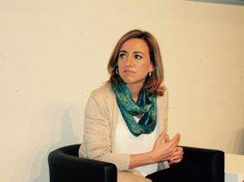 Una campaña de 'change.org' pide retirar a Chacón la Creu de Sant Jordi póstuma del Govern