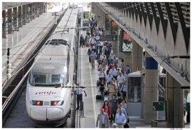 Unos 9.000 viajeros afectados por la avería del AVE a Andalucía en plena operación salida de Semana Santa