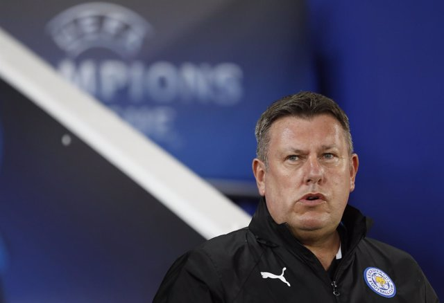 El entrenador del Leicester City FC, Craig Shakespeare