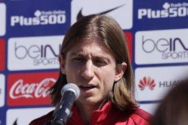 """Filipe Luis dice que lograron un """"resultado espectacular"""""""