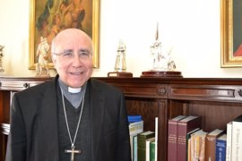 """Obispo de Huelva cree que el Seminario vive """"un buen momento"""" con 16 jóvenes """"muy ilusionados y con ganas de trabajar"""""""