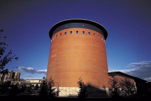 Planetario de Pamplona.