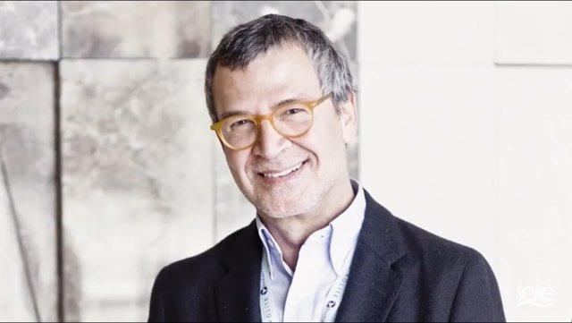 El doctor Alberto Morano, presidente de la Aemib