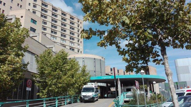 Servicio de Urgencias del Hospital Clínico de Zaragoza