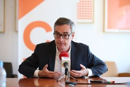"""Ciudadanos tacha de """"propaganda"""" el desarme de ETA y cuestiona la actitud de PSE y PNV"""
