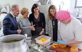 Ampros elaborará los 2.500 menús anuales del Princesa Letizia
