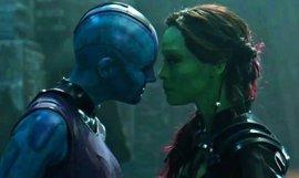 VÍDEO: Gamora vs Nébula en el nuevo spot de Guardianes de la Galaxia vol.2