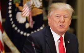 """Trump se declara """"convencido de una paz duradera"""" con Rusia"""