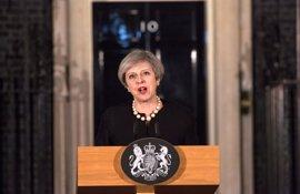 """La primera ministra británica cree """"muy posible"""" que el Gobierno sirio atacara Idlib con gas sarín"""