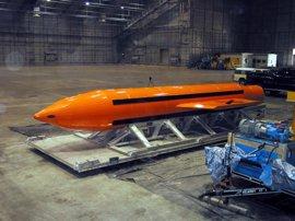 EEUU lanza contra Estado Islámico en Afganistán la bomba no nuclear más potente jamás usada en combate