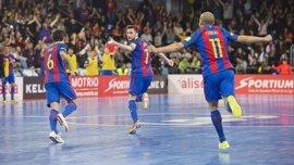 El Barça Lassa defiende el liderato y Movistar Inter busca el asalto