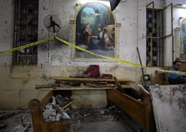 El Gobierno egipcio identifica al terrorista que atentó en la iglesia de Tanta