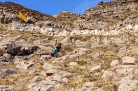 Muere un montañero gallego al despeñarse en la ladera cántabra de la cumbre del pico Valnera