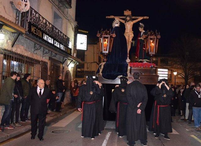 Procesión del Cristo del Perdón de Torrelaguna