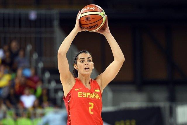 Leticia Romero en los Juegos Olímpicos