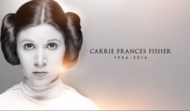 VÍDEO: El conmovedor tributo a Carrie Fisher en la Star Wars Celebration 2017