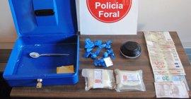 Detenida en Milagro por tráfico de drogas y suministro de speed a jóvenes
