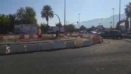 Alumnos de Ingeniería de la UPCT realizarán prácticas en las obras de las rotondas de Beniaján y La Palma