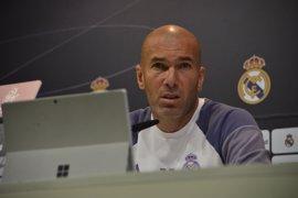 """Zidane: """"Bale no jugará ante el Sporting, ya veremos el martes"""""""