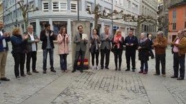 El Ayuntamiento de Lugo conmemora la proclamación de la II República