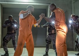 La escena de Dwayne Johnson y Jason Statham que Vin Diesel eliminó de Fast & Furious 8