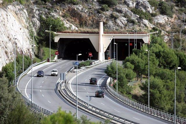 Autopista Pau Casals (Garraf, Catalunya)