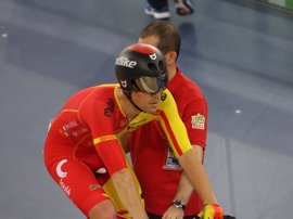 Eloy Teruel, con problemas físicos, lejos del podio en puntuación