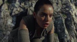 """Tráiler de Star Wars Los últimos Jedi: """"Es hora de que los Jedi se acaben"""""""