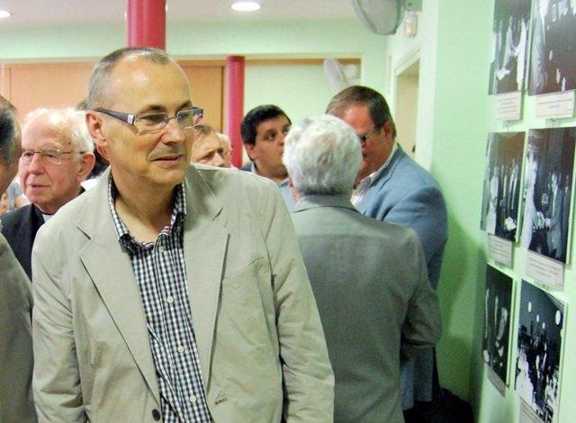 Joan Torras, exconcejal de ERC en Igualada (Barcelona)