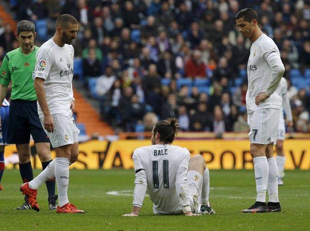 Benzena, Bale y Cristiano