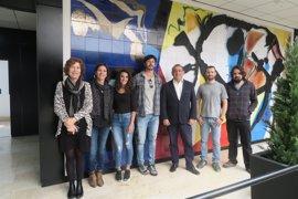 Calvià pone en marcha 'Escolart', una iniciativa de arte urbano en centros escolares