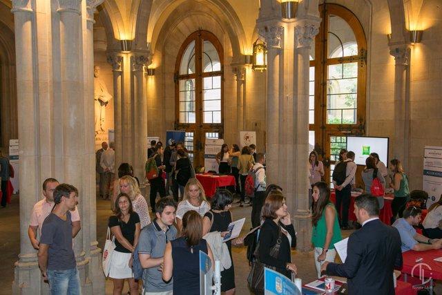 Salón de Empleo, Formación y Emprendimiento para Francófonos