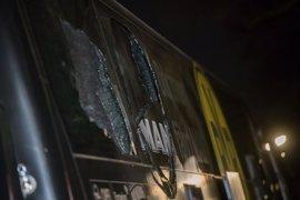 Un tercer grupo, de extrema derecha, se atribuye el ataque contra el autobús del Borussia Dortmund
