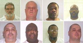 Un juez prohíbe el uso de un polémico fármaco de la inyección letal en Arkansas y bloquea siete ejecuciones