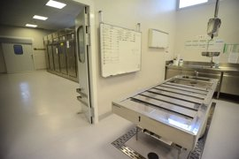El Instituto de Medicina Legal de Granada realizó el pasado año 254 autopsias por muertes violentas