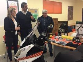 Diputación de Jaén aporta 230.000 euros a 24 municipios para sus grupos de voluntarios de Protección Civil