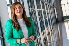 Verónica Pérez quiere seguir como líder del PSOE de Sevilla y descarta sustituir a Susana Díaz