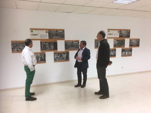 Inauguración de exposición de Fotografía Solidaria