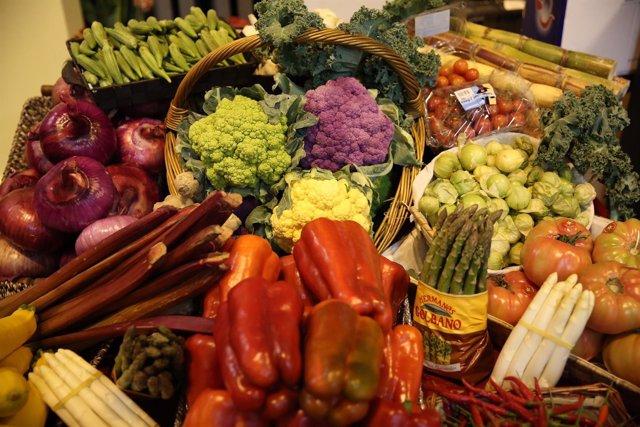 Verdura, verduas, verde