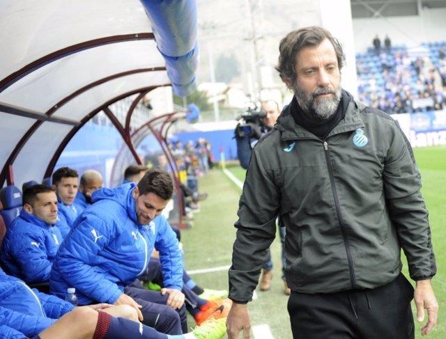 Quique Sánchez Flores Espanyol
