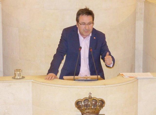 Carrancio, diputado de Cs Cantabria
